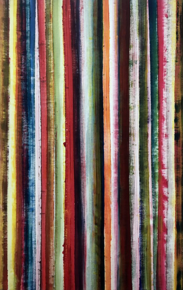 Stained stripes