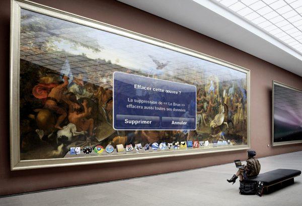 """art game """"La suppression"""", edition de 2/5"""