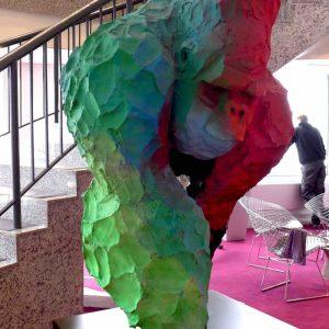 gorilla multicolor grand format