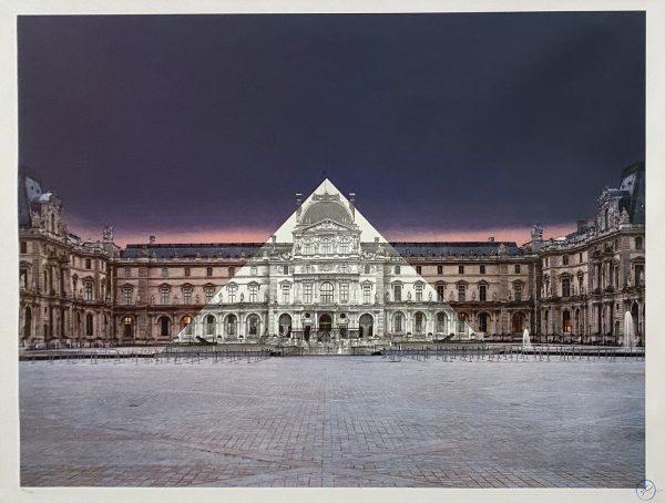 Louvre 21h23, 32/180