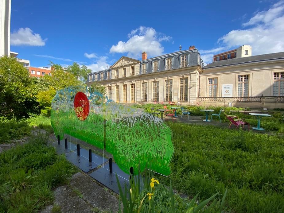 Read more about the article Pavillon Vendôme – « Post-graffiti, de la rue au musée »